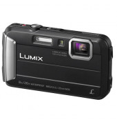 Digi.kamera Lumix DMC-FT30EG-K sw, USB 16,1MP 4-fa 220MB