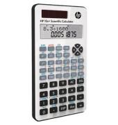 Techn.-wissensch.Rechner 10s+ weiß 2x10 Stellen 2-zeilig