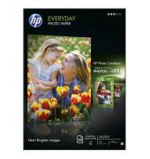 Inkjet-Fotopapier A4 Q5451A Everyday einseitig glänzend 175g 25 Blatt