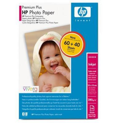 Inkjet-Fotopapier 13x18cm Q8696 Advanced hochglänzend 250g 25 Blatt