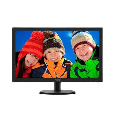 Monitor 54,6cm 12,5Z 223V5LSB schwarz 1920x1080 LED