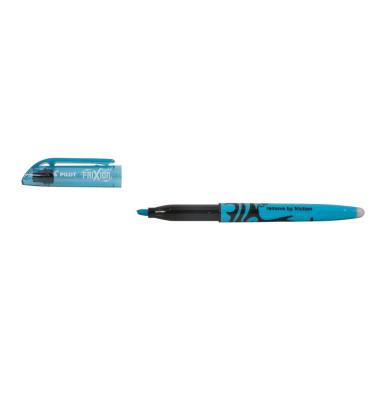 Textmarker Frixion Light blau 1-3,8mm Keilspitze SW-FL-L