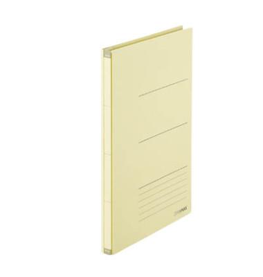 Platzspar-Ordner ZeroMax beige ausziehbare Rückenbreite von 1-10cm