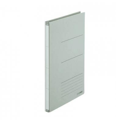 Platzspar-Ordner ZeroMax grau ausziehbare Rückenbreite von 1-10cm