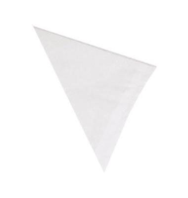 Spitztüten Pergament Ersatz weiß 1000 St