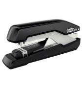 Heftgerät Supreme schwarz/grau, mit Omnipress-Technologie, 60 Blatt.