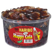 Fruchtgummi Happy Cola lose 150 St