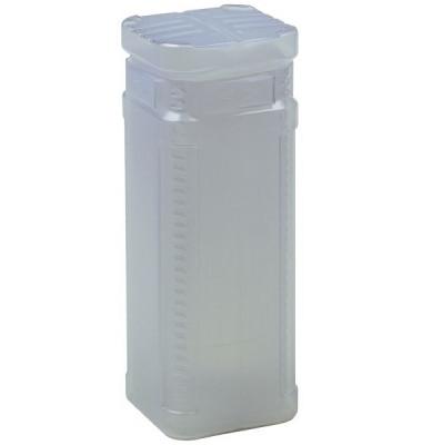 Versandhülse Block Pack 350-620mm Ø 65mm transparent 1 Stück
