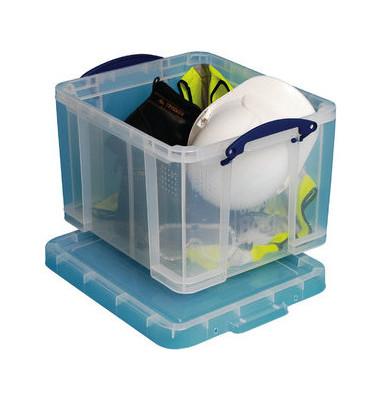 Aufbewahrungsbox 35CXL transparent 35 Liter 480 x 390 x 345mm