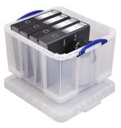 Aufbewahrungsbox transparent 42L