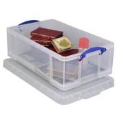 Aufbewahrungsbox 50C transparent 50 Liter 710 x 440 x 230mm