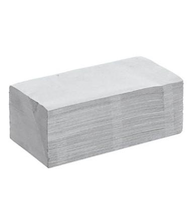 Papierhandtücher 66329 Universal H3 Zickzack 25 x 23 cm Krepp natur 1-lagig 5000 Tücher
