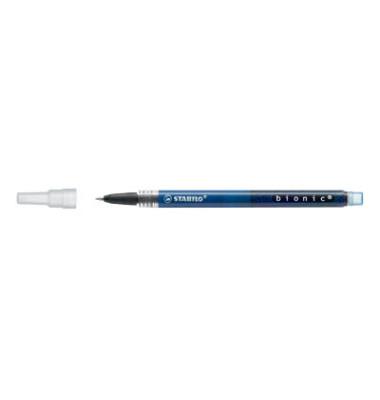 Ersatzmine f.Tintenroll.bionic blau 0,4mm