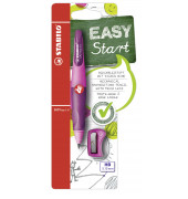EASYergo Duckbleistift 3.15 + Spitzer, Rechtshänder, pink/lila