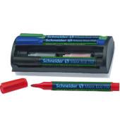 Boardmarker Kit MAXX 110 4 Stifte 1-3mm Rundspitze 4 Patronen 1Schwamm