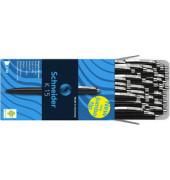 K15 schwarz Kugelschreiber 0,5mm 50 Stück