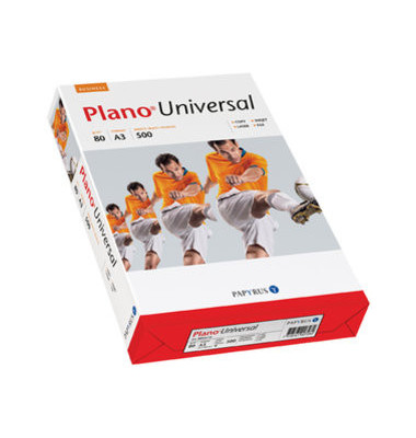 Universal A3 80g Kopierpapier weiß 500 Blatt
