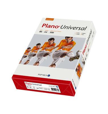 Universal 2-fach gelocht A4 80g Kopierpapier 500 Blatt
