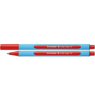 Slider Edge rot Kugelschreiber M