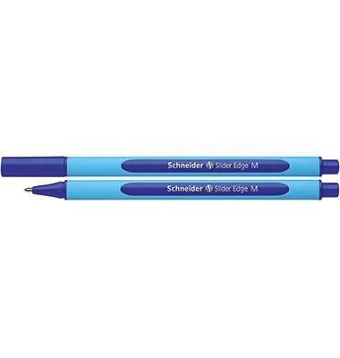 Slider Edge blau Kugelschreiber M