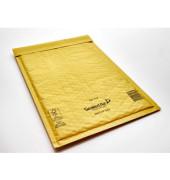 Luftpolstertasche Gold F/3 braun innen: 220x330mm 50 St