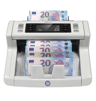 2210 Geldzählmaschine grau UV Prüf.