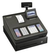 Registrierkasse XE-A177WH schwarz, 1 Stationen Thermodruckwerk,