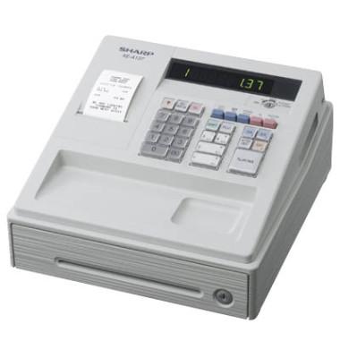 Registrierkasse XE-A137B weiß 8 Warengrup. 200 Art.