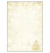 Weihnachtspapier Graceful Christmas A4 100 Blatt DP083
