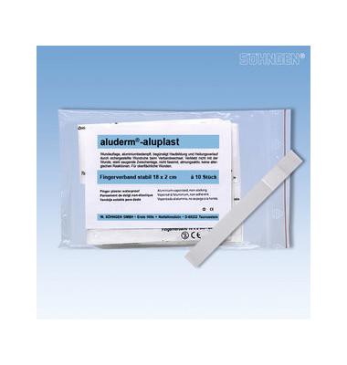 Fingerverband aluderm-aluplast Stabil 18x2cm 10 St