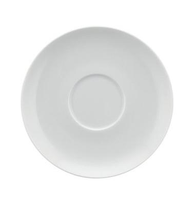 Untertasse FINE DINING weiss 15,8cm 6 St