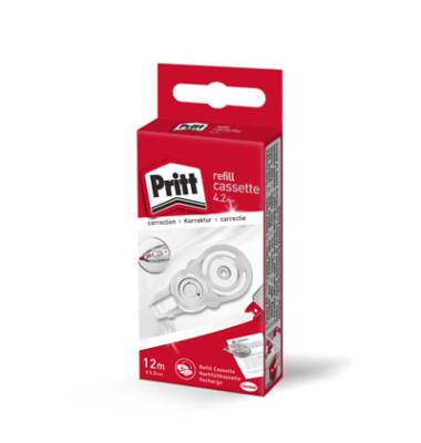 9H PRX4H Korrekturroller Refillkassette 12 m x 4,2 mm