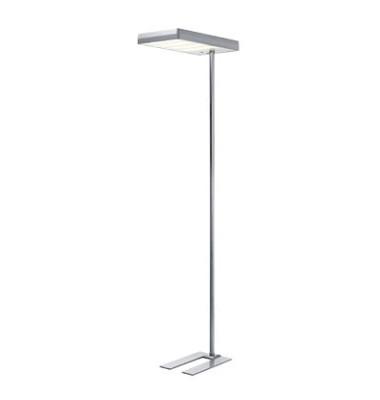 Arbeitsplatz-Standleuchte LED Maxlight aluminium 60W 4800 Lumen