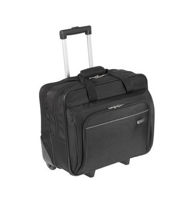 Notebooktrolley Executive schwarz 43x21x40cm Polyest.