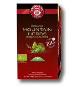 BIO Tee Bergkräuter 20x1,8g