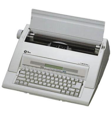 TWEN Schreibmaschine portabel mit Display, max. Schreibbreite A4.