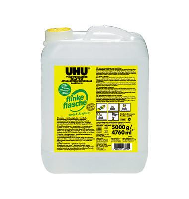 Klebstoff Flinke-Flasche 46375 5kg o.Lösungsm. Kanister
