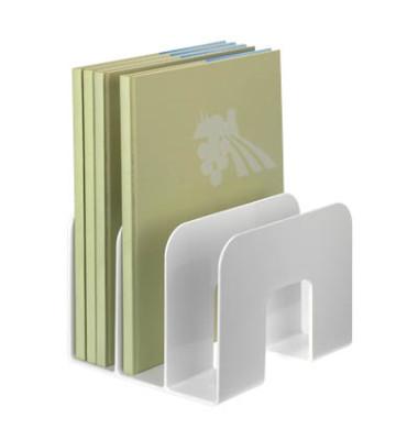 Katalogsammler TREND weiß 3 Fächer 2 Stück