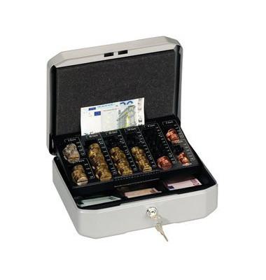 Geldkassette Euroboxx S anthrazit/grau 100x283x225mm
