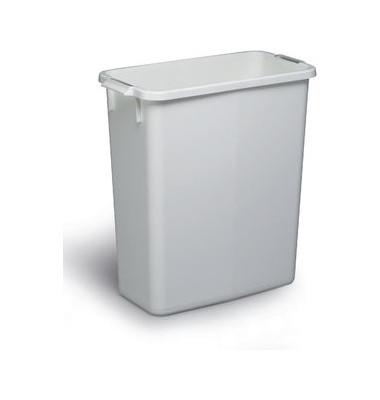 Abfalltonne DURABIN 60 Liter weiß