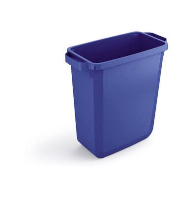 Abfalltonne DURABIN 60 Liter blau