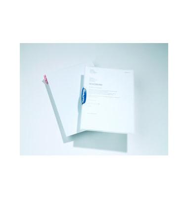 Bewerbungsset SwingClip 2286 A4 bis 30 Blatt farblos inkl Versandtasche