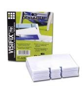 Rollkarteivisitenkartenhülle Kartengröße 104x72mm farblos