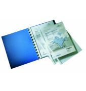 Erweiterungssatz für Sichtbücher transparent A4 Duralook 10 Stück