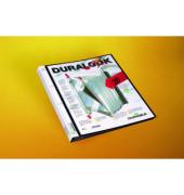 Sichtbuch Duralook Plus 2432-01 schwarz A4 PP mit 20 Hüllen
