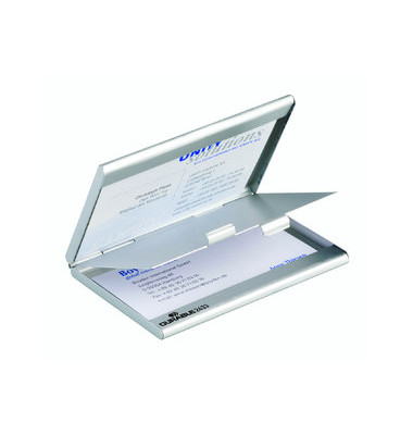 Durable markenshop - Metall visitenkarten ...
