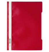 Schnellhefter 2573 A4 rot PP Kunststoff kaufmännische Heftung