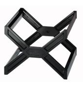 Hängemappenbox Carry Plus leer schwarz 362x320x260mm für 30 Mappen stapelbar