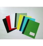 Schnellhefter Duralux 2680 A4+ überbreit gelb PVC Kunststoff kaufmännische Heftung bis 150 Blatt