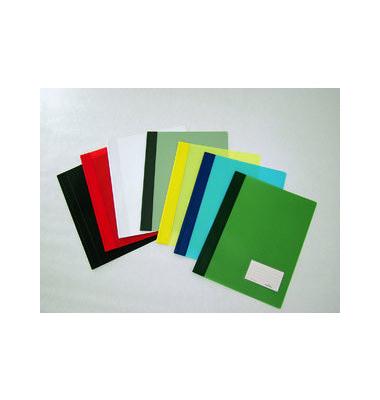 Schnellhefter Duralux 2680 A4+ überbreit rot PVC Kunststoff kaufmännische Heftung bis 150 Blatt
